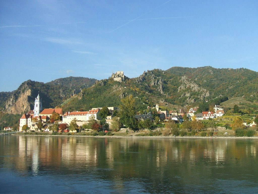 Dürnstein and the Wachau Valley