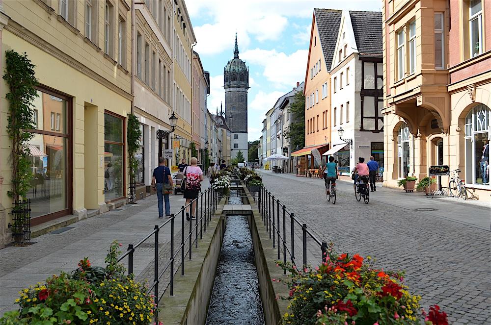 Wittenberg water
