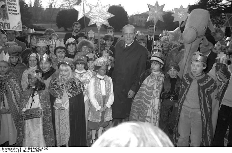Sternsinger 1982