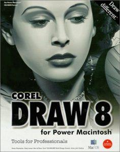 CorelDraw 8 box