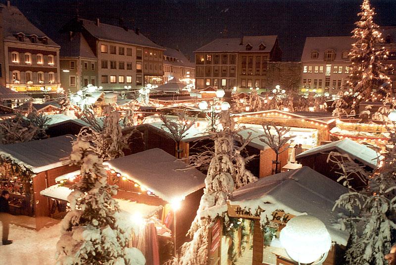 Thomas Nast Christmas Market