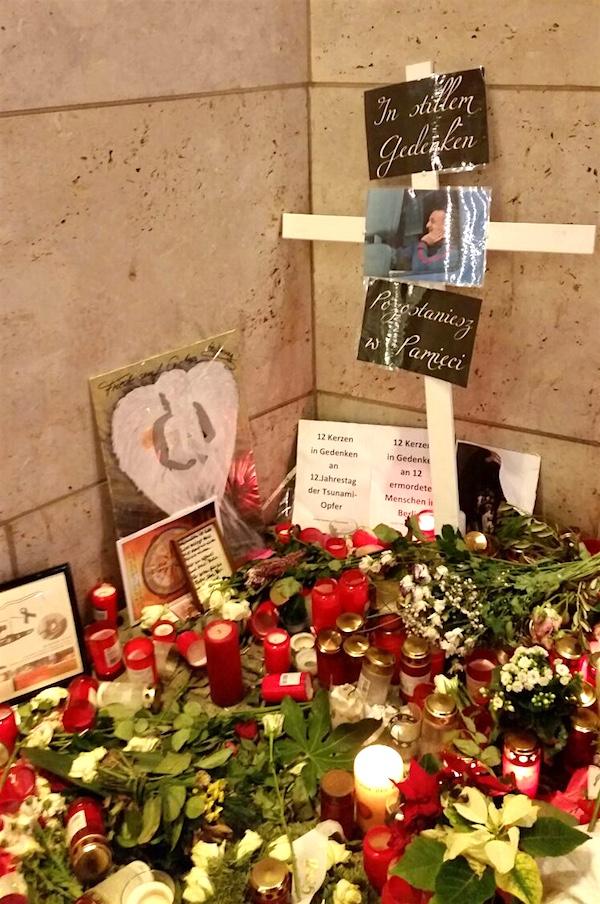 Breitscheidplatz memorial