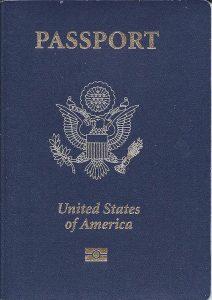 e-passport cover