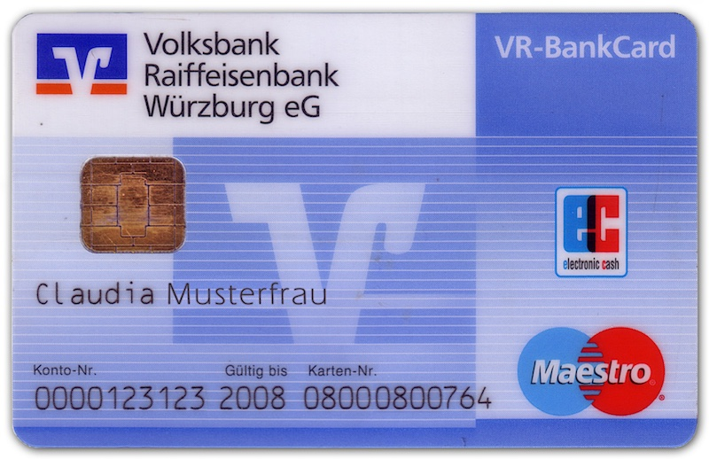 German banking (and credit cards) for beginners The German Way