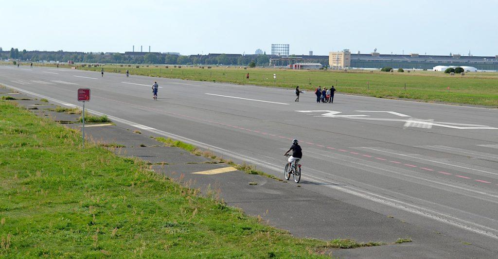 Old Tempelhof runway