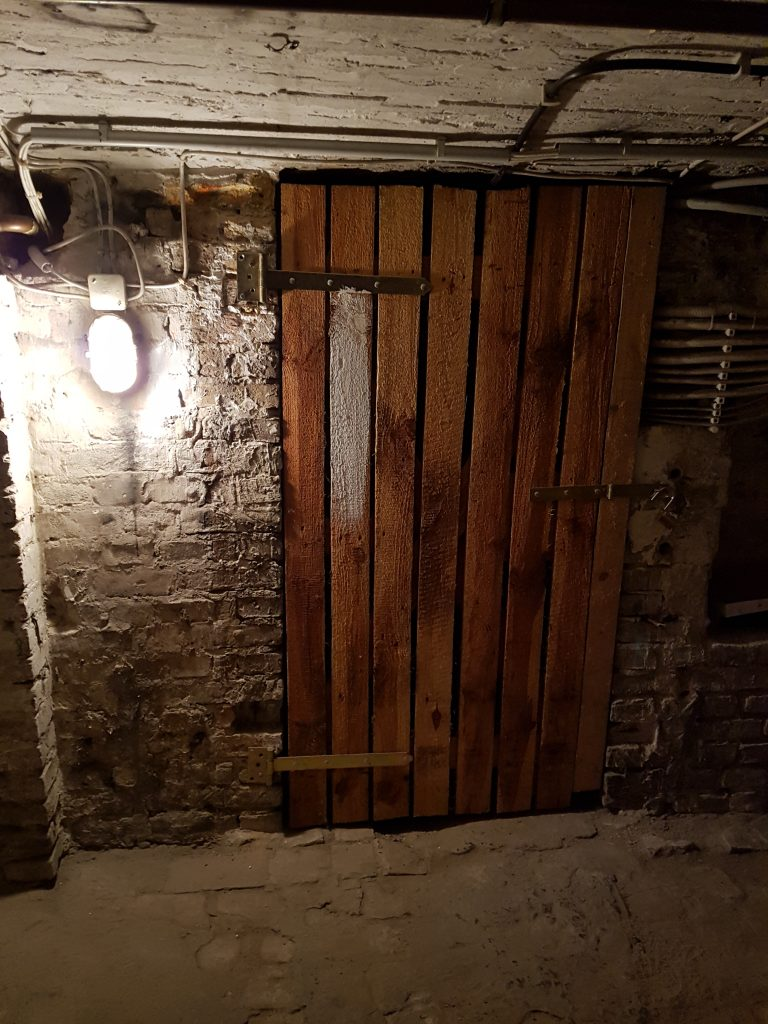 how to finish an old basement