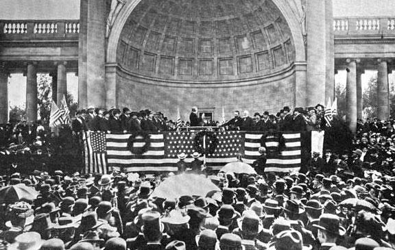 1901 ceremony