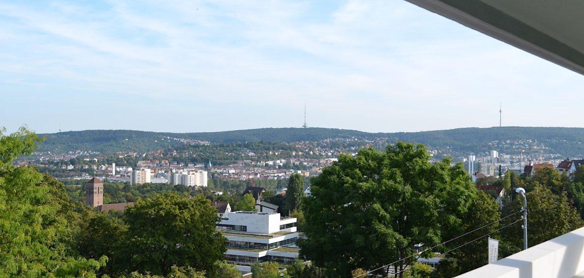 Stuttgart hills