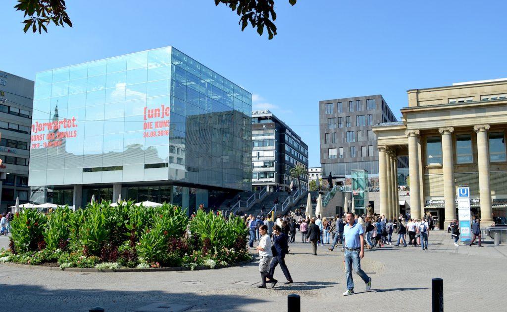 Stuttgart City Guide The German Way More